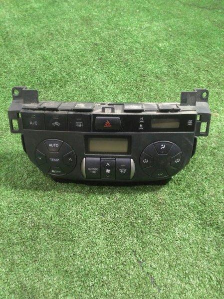 Климат контроль Toyota Rav4 ACA21 1AZ-FSE-4861876 2004