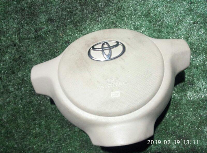 Airbag на руль Toyota Porte NNP11 1NZ-B562983 2005