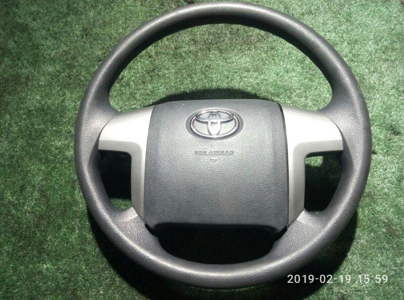 Руль Toyota Voxy ZRR75 3ZR-4169748 2008