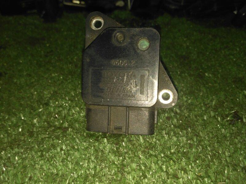 Датчик расхода воздуха Toyota Avensis AZT255 1AZ-FSE-5418266 2006