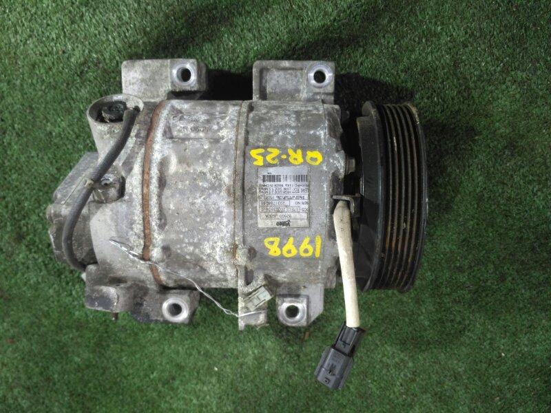Компрессор кондиционера Nissan Xtrail TNT31 QR25-437313B 2012