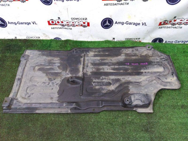 Защита днища Mercedes E320 W211 112949 2005 левая