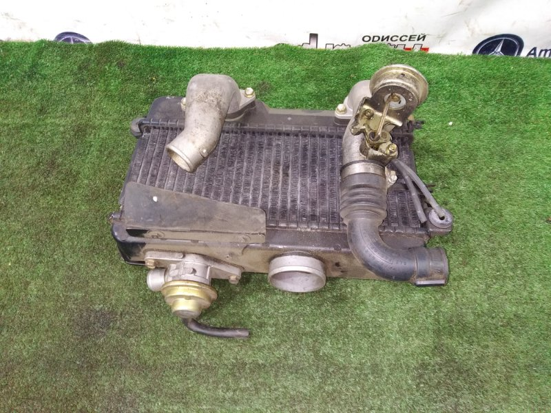 Интеркулер Subaru Legacy BH5