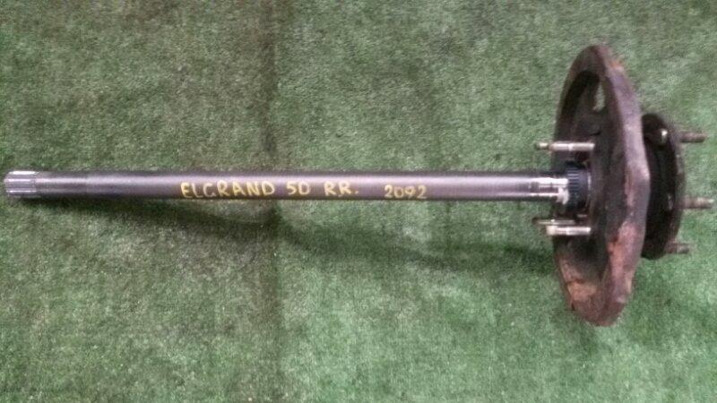Полуось Nissan Elgrand AVWE50 QD32 (ETI) -007525A 1997 задний правый