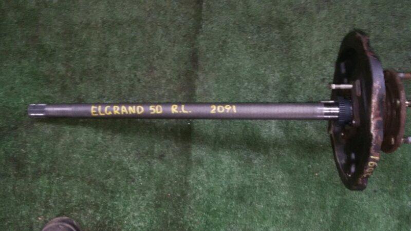 Полуось Nissan Elgrand AVWE50 QD32 (ETI) -036435A 1999 задний левый
