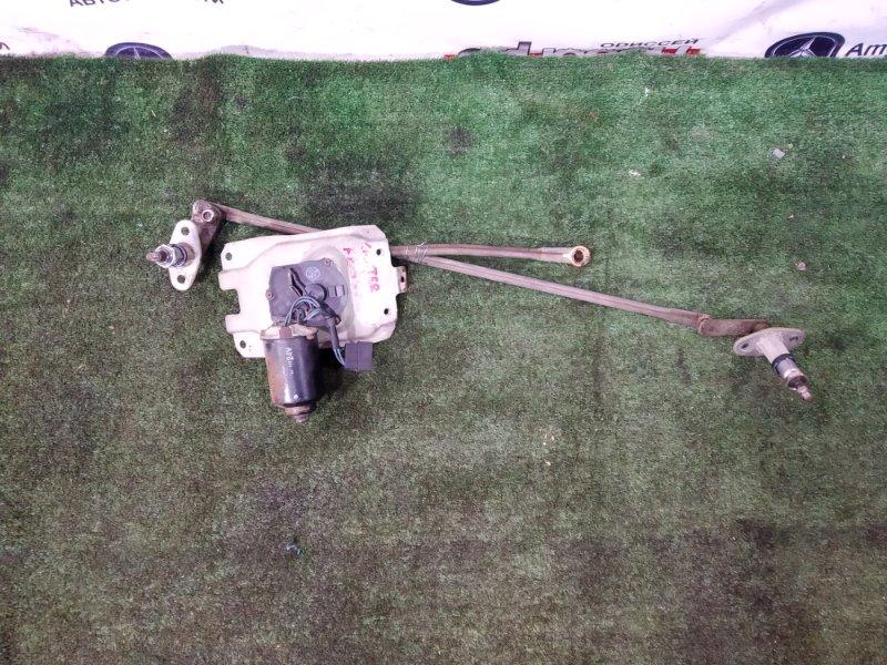 Механизм стеклоочистителя Mitsubishi Canter FE335B 4D32 1988 передний