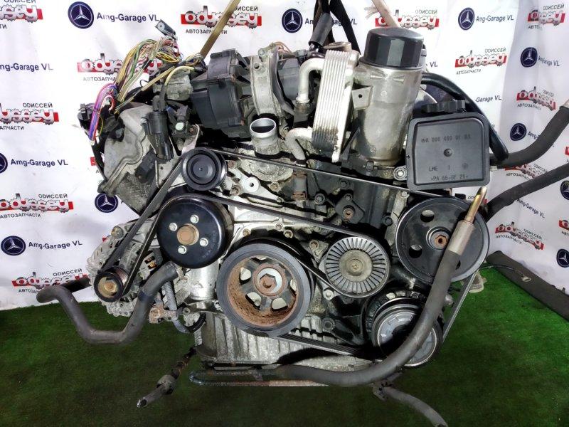 Двигатель Mercedes S430 W220 113948 2004
