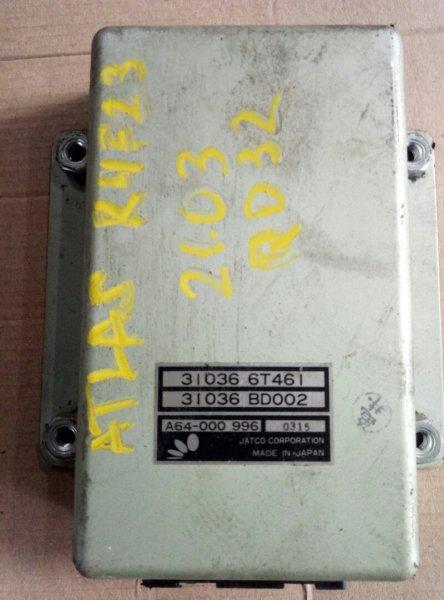 Блок управления автоматом Nissan Atlas R4F23-022633 QD32-123048 2000