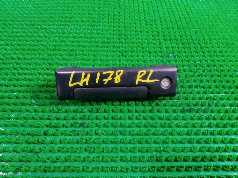 Ручка двери Toyota Hiace LH178 задняя левая