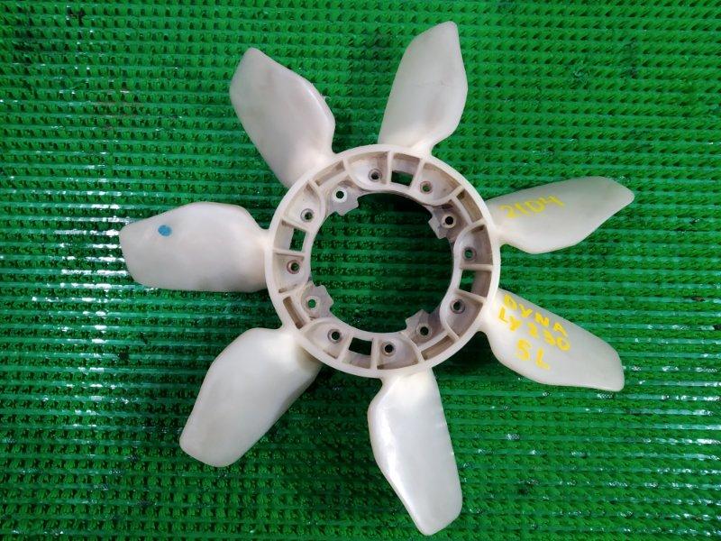 Вентилятор вязкомуфты Toyota Dyna LY230- 5L-5255090 2002