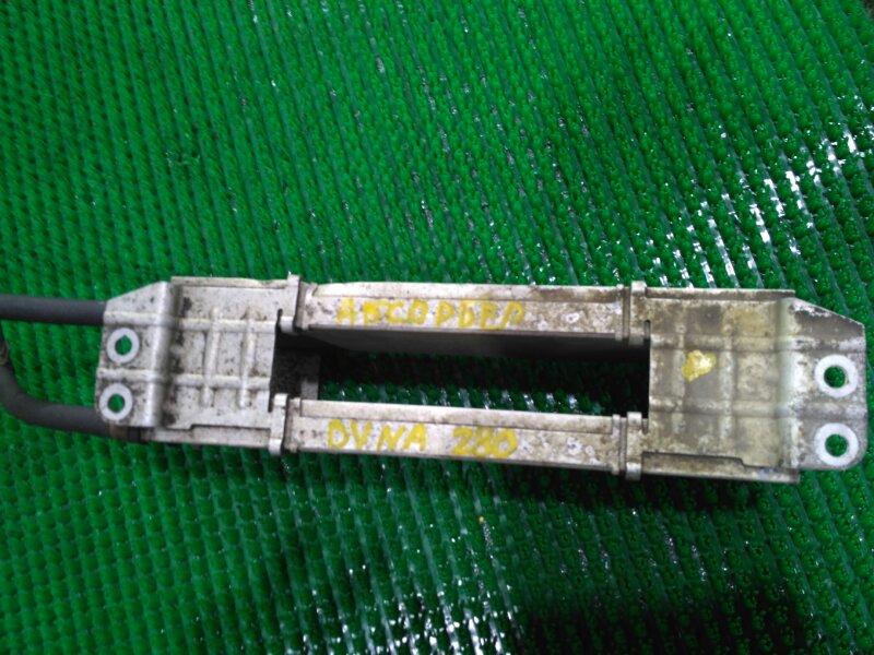 Бачок обратки топлива Toyota Dyna LY230- 5L-5255090 2002