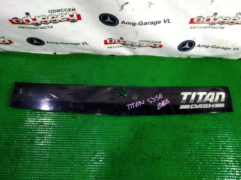Планка под дворники Mazda Titan SY56T-200594 WL 2003