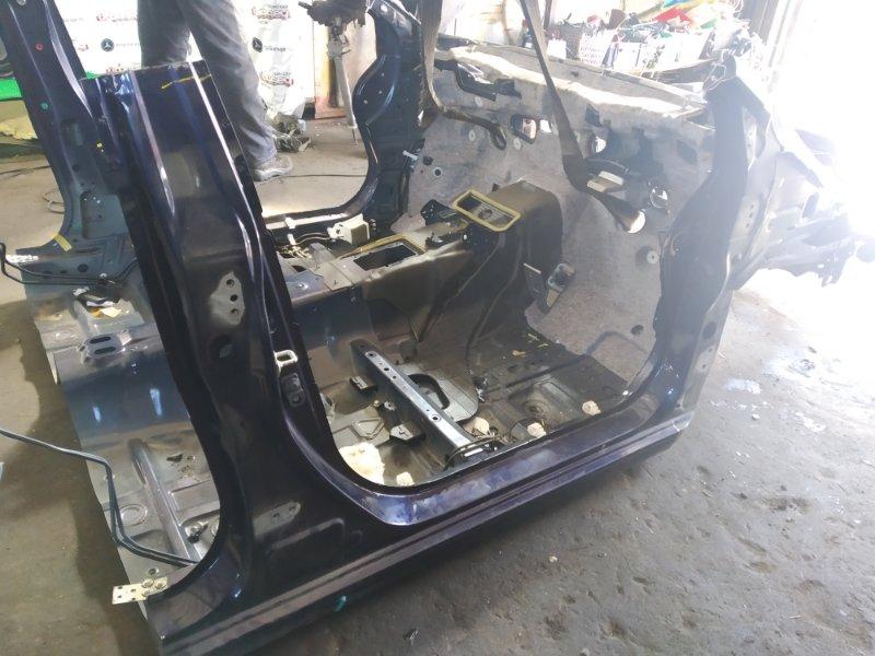 Стойка кузова Subaru Impreza GJ7-003798 FB20-R318663 2012 правая