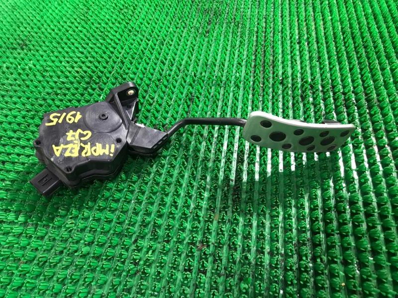 Педаль газа Subaru Impreza GJ7-003798 FB20-R318663 2012