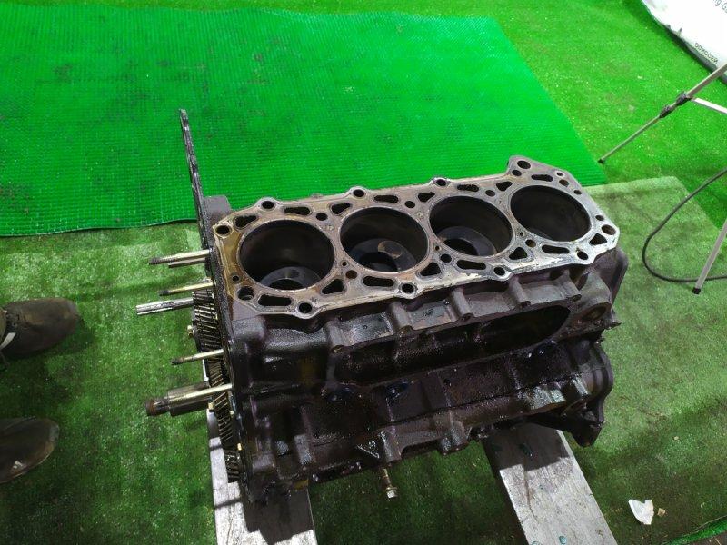 Блок двс Nissan Caravan VWME25 ZD30 DDTI-038750K 2006