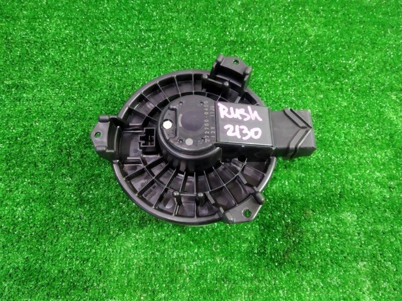 Мотор печки Toyota Rush J210E 3SZ-FE 2007
