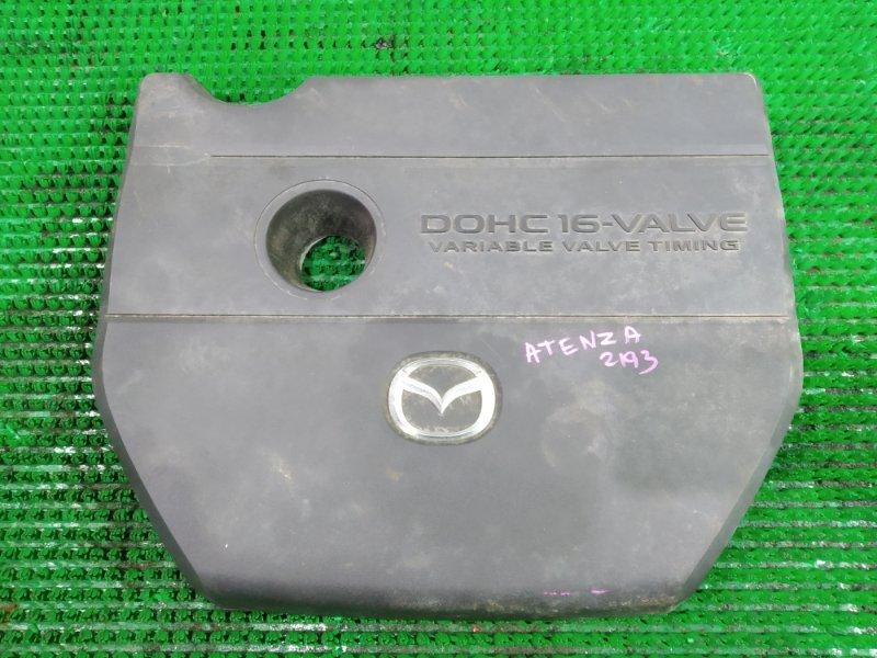 Крышка двс декоративная Mazda Atenza GH5AW L5 2010