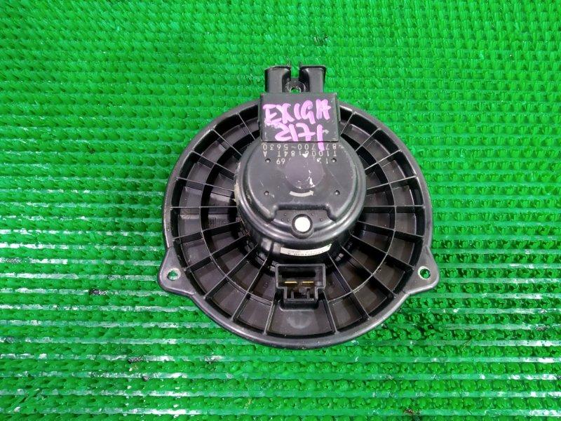 Мотор печки Subaru Exiga YA5 EJ204 2008