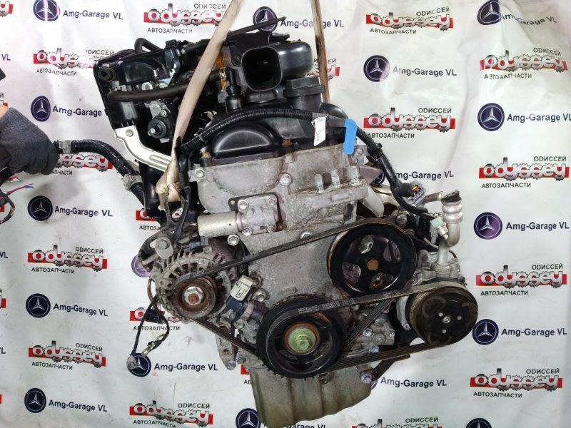 Двигатель Suzuki Alto HA25S K6A 2009