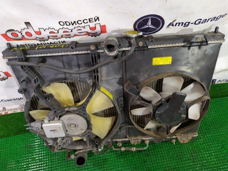 Радиатор Mitsubishi Chariot N94W 4G64 1998