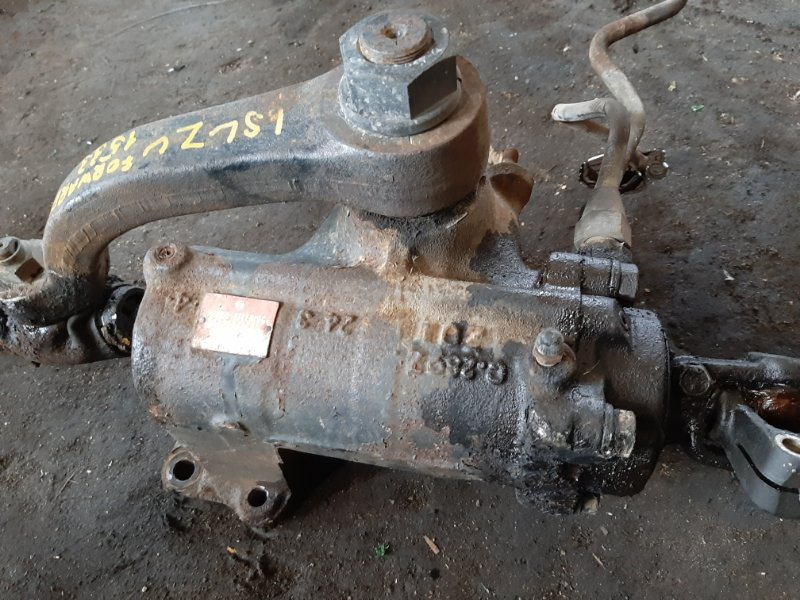 Редуктор рулевой Isuzu Forward FRR12JA-3608730 6BG1-60441 1989