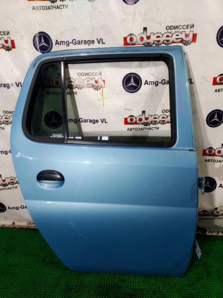 Дверь Daihatsu Esse L235S KF-VE 2009 задняя правая