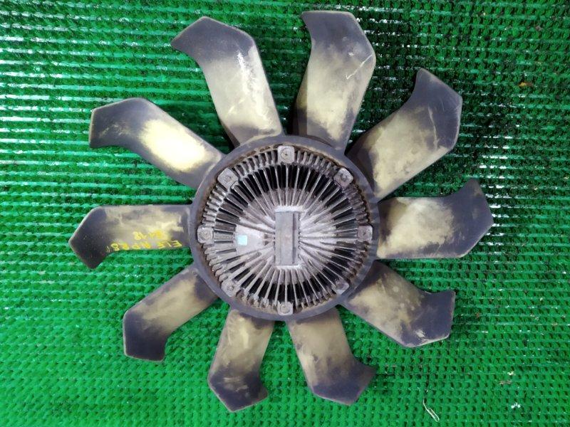 Вентилятор с вязкостной муфтой Isuzu Elf NPR81 4HL1-T 2006