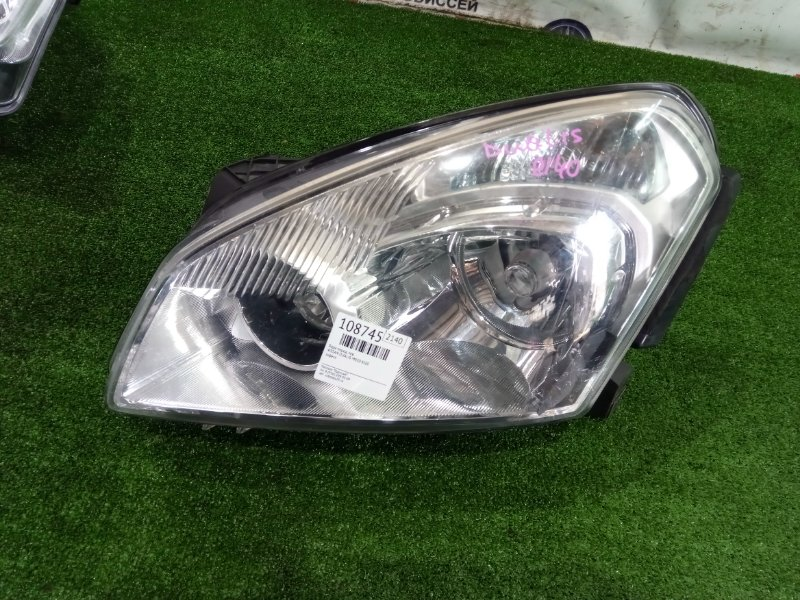 Фара Nissan Dualis KJ10 MR20 передняя левая