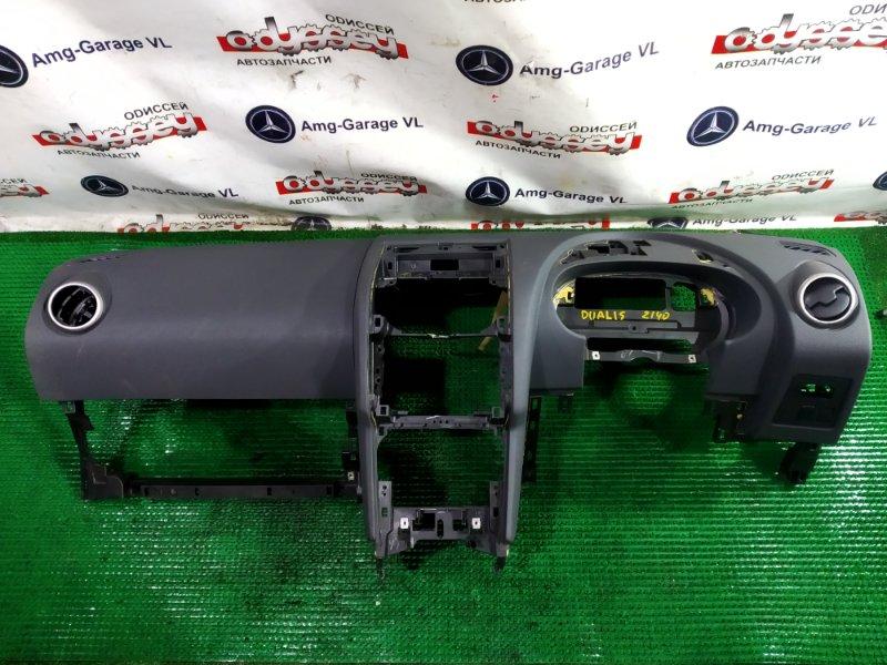 Airbag пассажирский Nissan Dualis KJ10 MR20