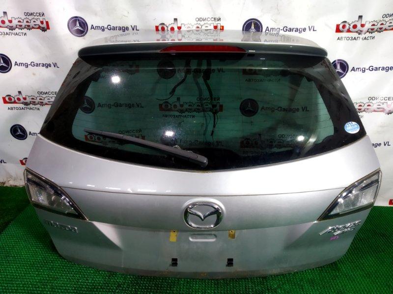 Дверь 5-я Mazda Atenza GH5AW L5 2010