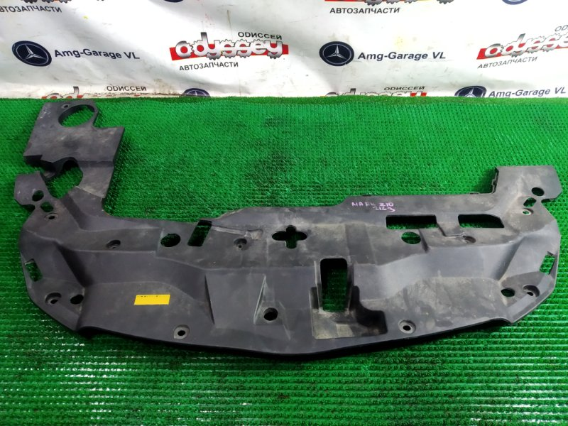 Пластм. защита над радиатором Toyota Mark X Zio ANA15 2AZ-FE 2007