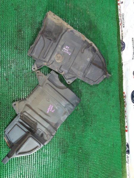 Защита двигателя Mitsubishi Chariot N94W 4G64 1998 передняя