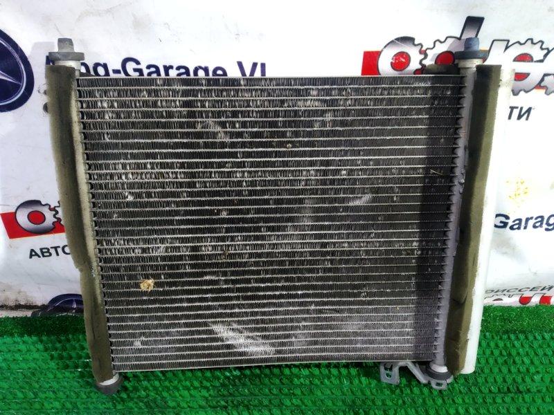 Радиатор кондиционера Mazda Carol HB24S K6A 2009