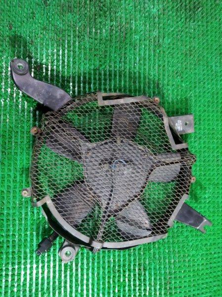 Вентилятор радиатора кондиционера Mitsubishi Pajero V25W 6G74 1997