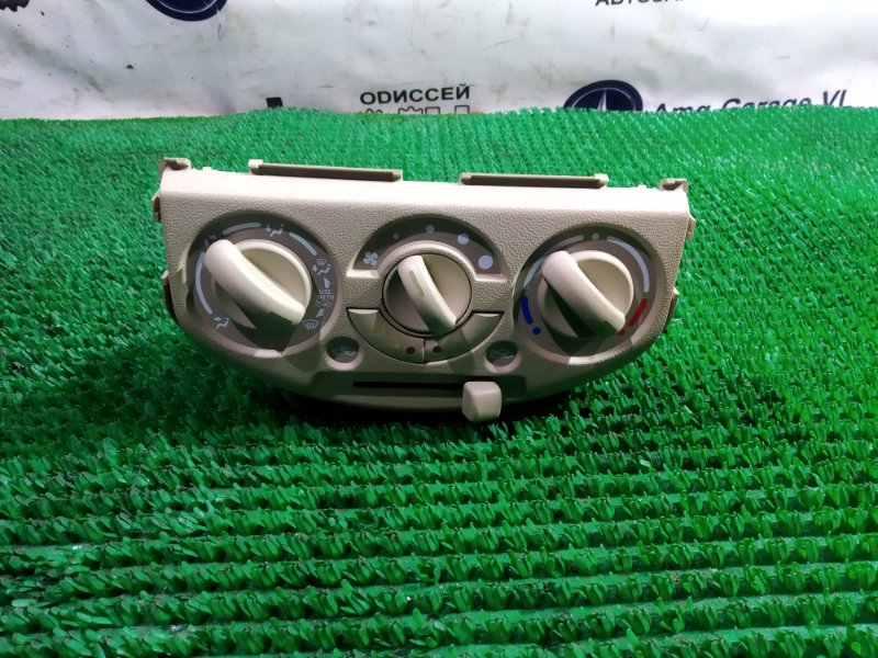 Климат контроль Suzuki Alto HA25S K6A 2009