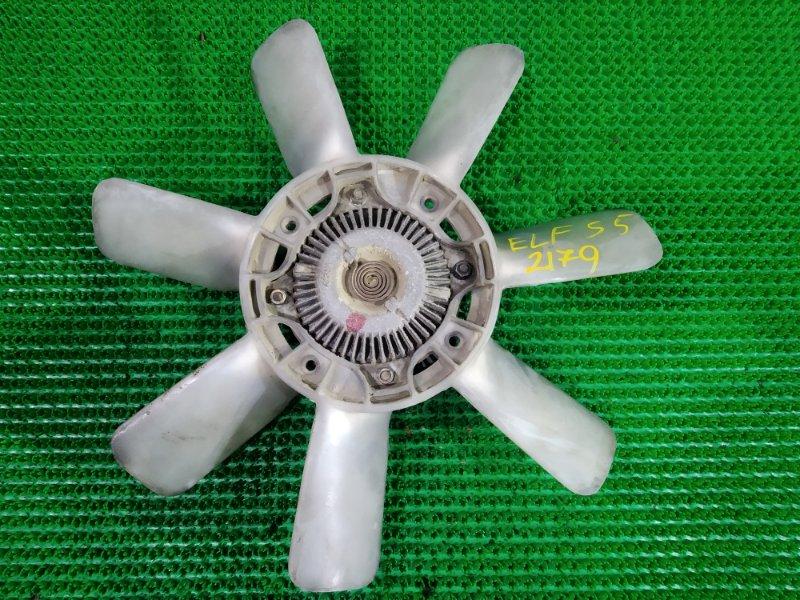 Вентилятор с вязкостной муфтой Isuzu Elf NHS55E 4JB1