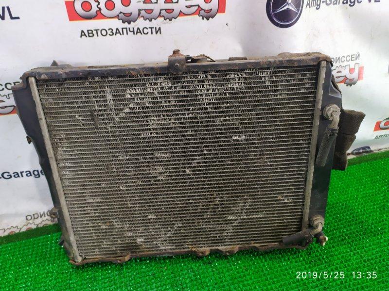 Радиатор Toyota Hiace LH178 5L