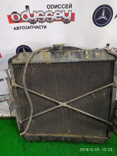 Радиатор Toyota Dyna LY31 2L 1988