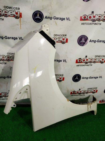 Крыло Honda Fit Shuttle GP2 LDA 2012 переднее правое