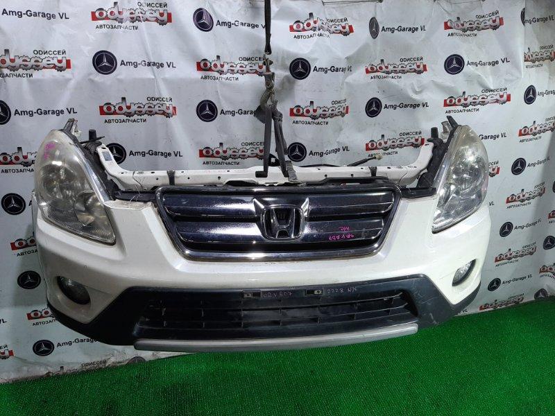 Nose cut Honda Crv RD7 K24A 2006