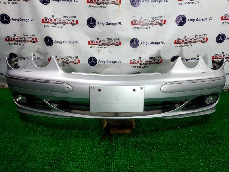 Бампер Mercedes Cl600 W215 275950 2003 передний