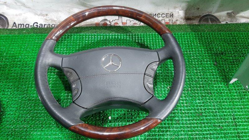 Руль Mercedes Cl600 W215 275950 2003