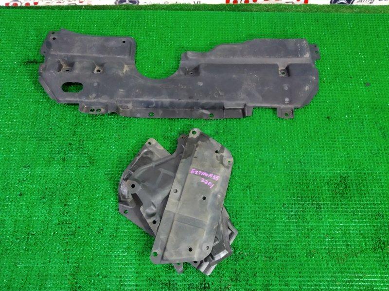 Защита двигателя Toyota Estima ACR55 2AZ-FE 2006