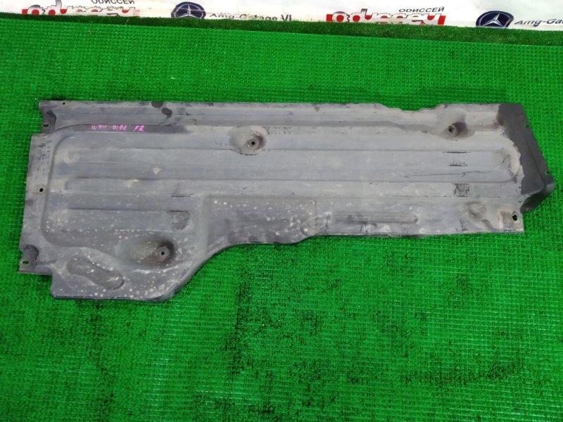 Защита днища Mercedes E350 W211 272964 2005 задняя левая