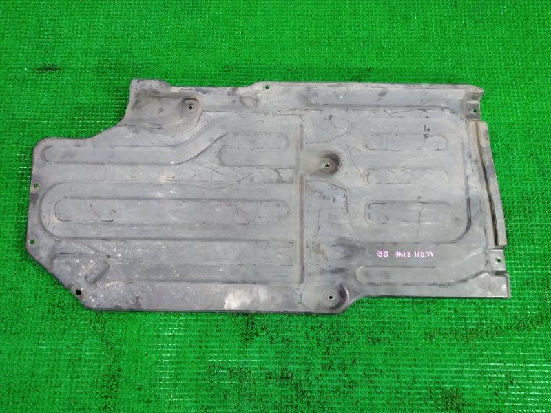 Защита днища Mercedes E350 W211 272964 2005 задняя правая
