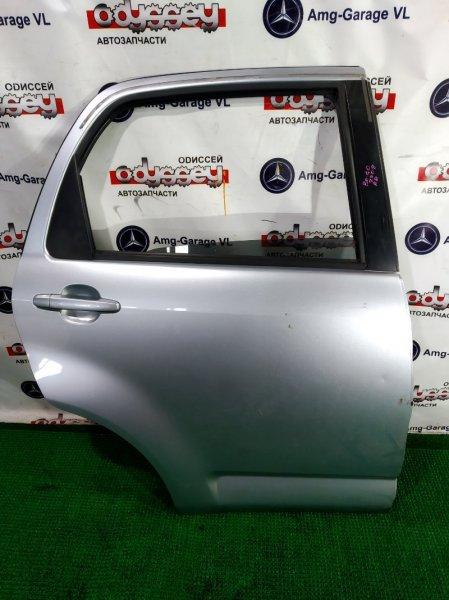 Дверь Daihatsu Be-Go J210G 3SZ-VE 2006 задняя правая