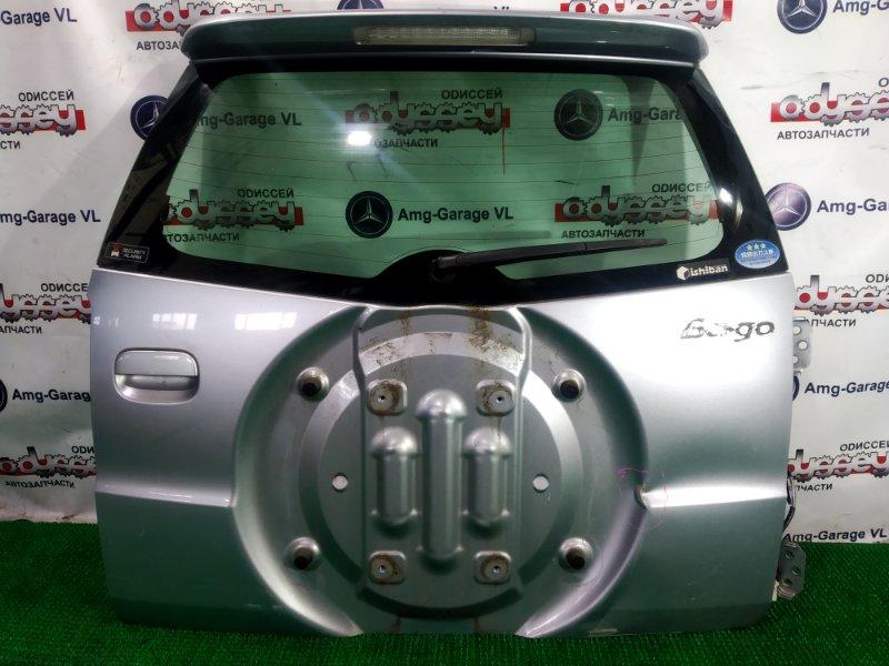 Дверь 5-я Daihatsu Be-Go J210G 3SZ-VE 2006