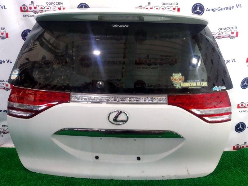 Дверь 5-я Toyota Estima GSR55 2GR-FE 2008