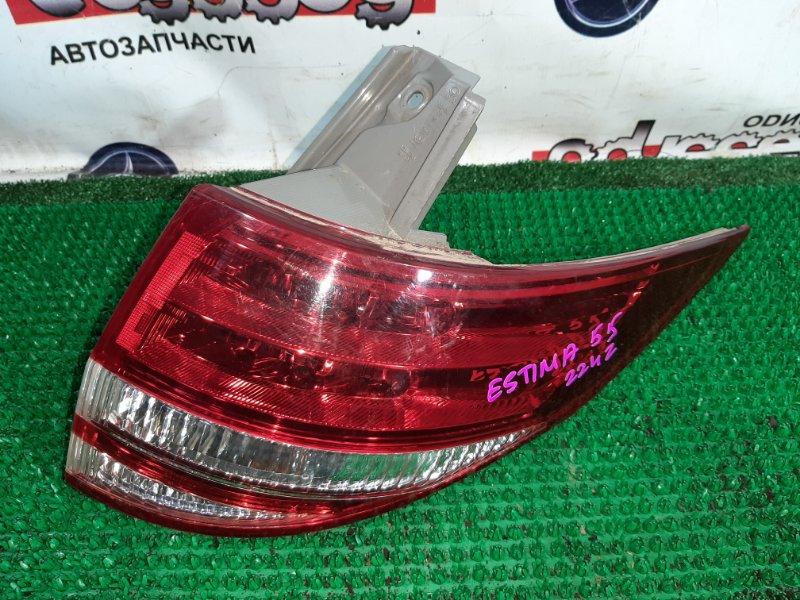 Стоп Toyota Estima GSR55 2GR-FE 2008 задний правый