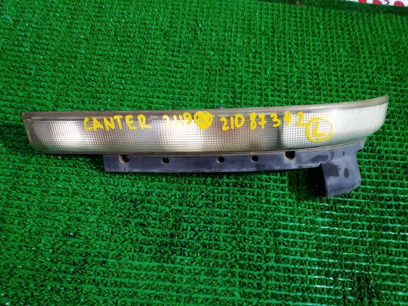 Габарит Mitsubishi Canter FE50EBT 4M51 1999 передний левый